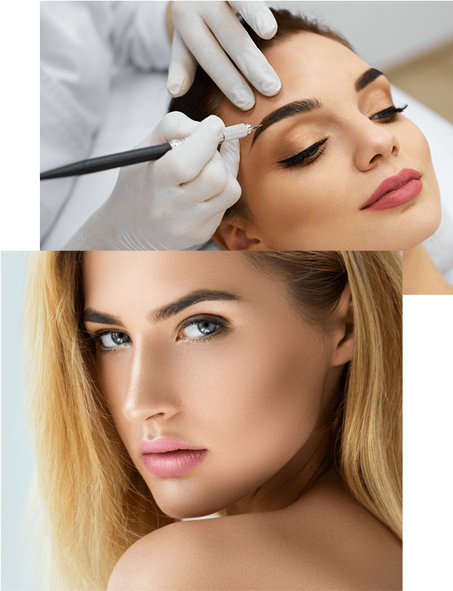 microblading beautiful face- synergy